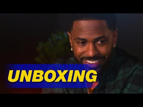 Big Sean Unboxes His First Official Puma Suede 50 Collab