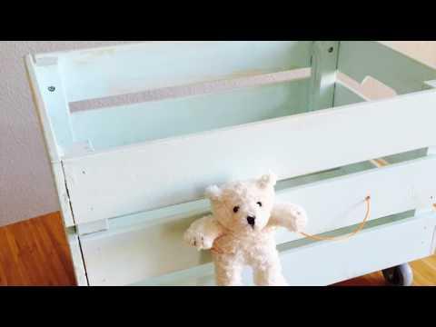 Spielkiste - DIY Ikea Hack