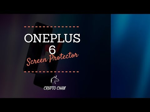 IQsheild OnePlus 6 Screen Protector Review