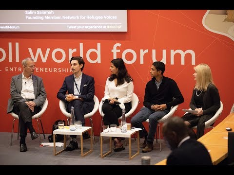 Refugees And Migrants: Economic And Social Integration | SkollWF 2018