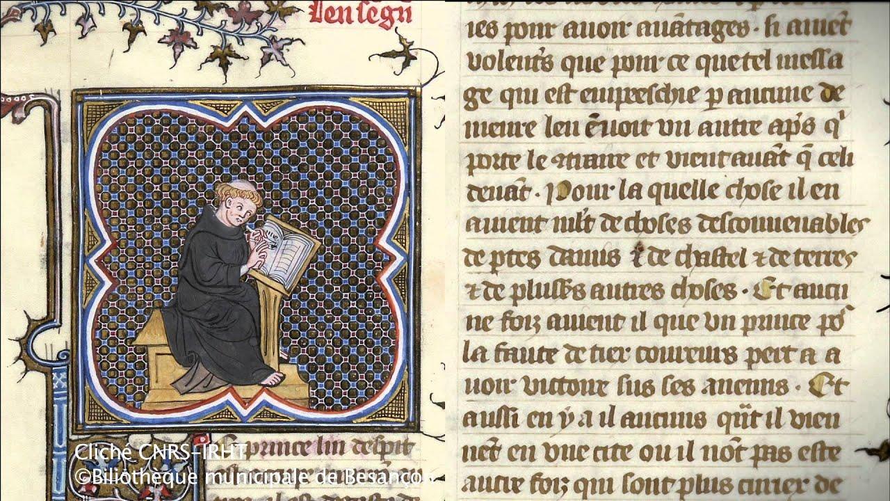 L 39 art du livre au moyen ge youtube - Le salon du manuscrit ...