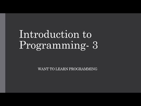 Introduction to Computer programming 3: IDE, Compiler, Interpreter, Assembler and More