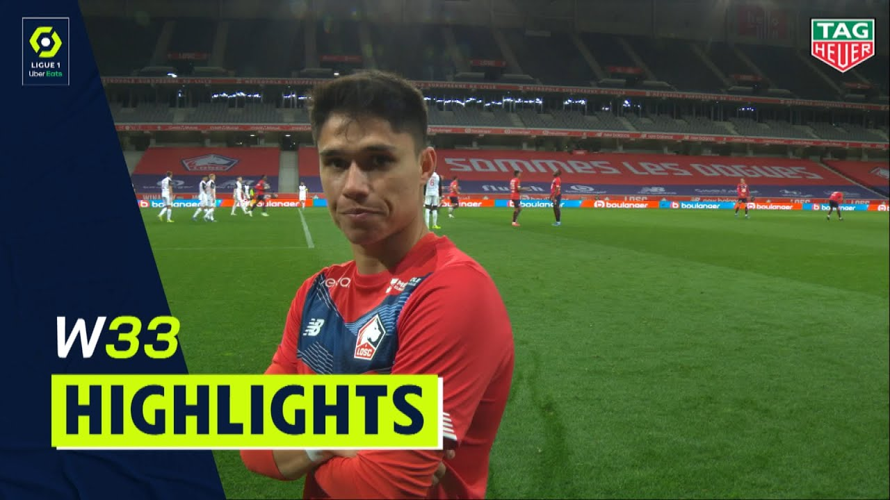 Download Highlights Week 33 - Ligue 1 Uber Eats / 2020-2021