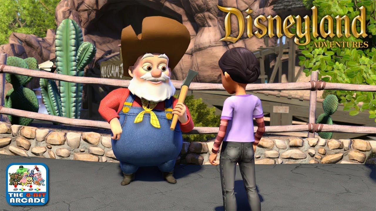 Disneyland Adventures Not A Good Idea To Hug Stinky Pete