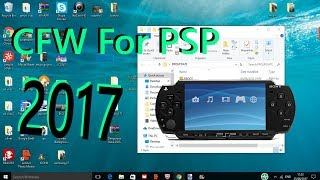 How to get Custom Firmware on PSP (6.60)