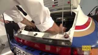 Porsche 911 Engine Sounds Museum Soundnight 2012 Commercial Germany Carjam TV HD Car TV Show