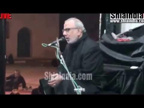 5th Rabi-ul-awwal - Moulana Haider Zaidi Hadees at Alaw-e-sartauq 1436