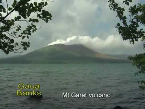 Vanuatu - Gaua island in the Banks