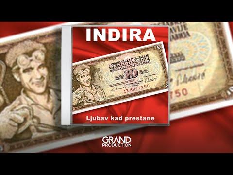 Indira Radic - Hvala sto nisi - (Audio 2005)