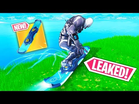 *NEW* DRIFTBOARD Is REALLY GOOD!! -  Fortnite Funny WTF Fails and Daily Best Moments Ep.940