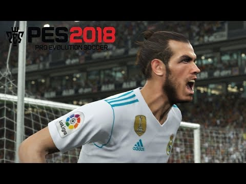 PES 2018 PC 4K 60 FPS | Gameplay | Highest Graphic | Patch+M