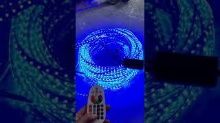 Đèn led dây 5050 220v RGB