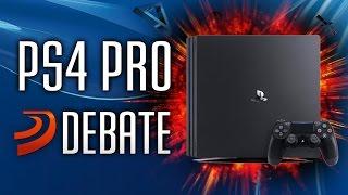 PS4 PRO: ¿Es de verdad Pro? ¿Qué pasa con PS4? ¿Y los juegos?