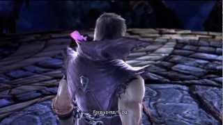 soul calibur 5 characters special dialogue