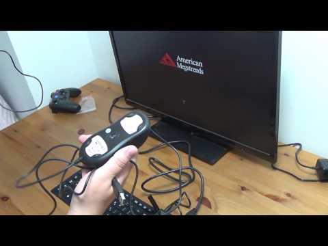 K8 Mini PC - резиновая клавиатура со встроенным компьютером