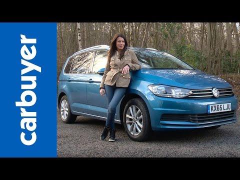 Volkswagen Touran MPV in-depth review - Carbuyer