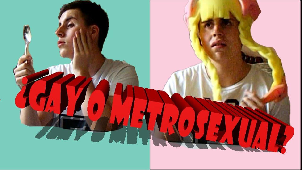 Metrosexual test