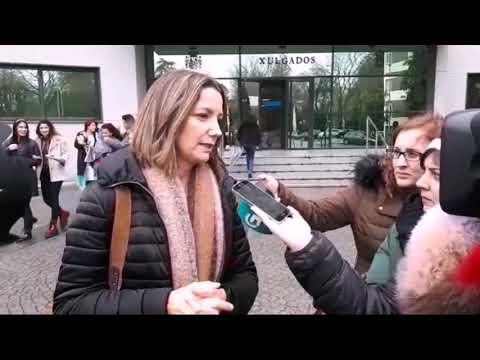 Lara Méndez declaró durante 40 minutos ante De Lara