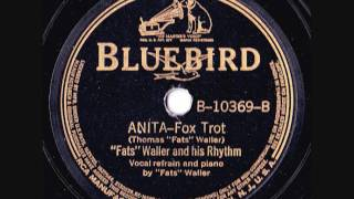 Watch Fats Waller Anita video