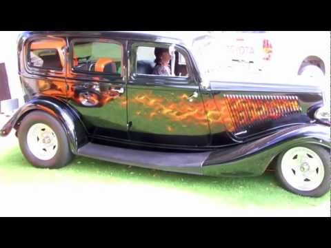 Hot Rods and cars of Australia on display