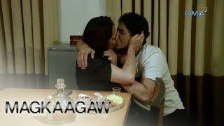 Magkaagaw: Halik ng tukso kay Jio | Episode 17