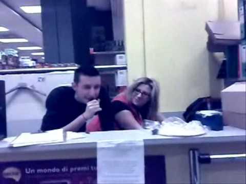 Mauro Nardi al Supermercato...