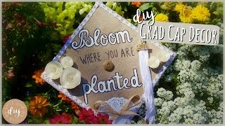 You're Graduating! How to Decorate Your Graduation Cap
