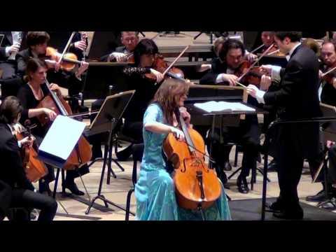Antonín Dvorák: Cellokoncert h-mol op. 104