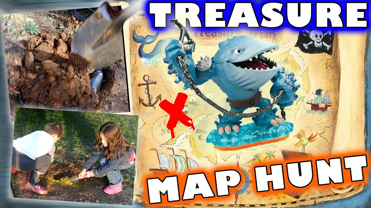 Uncategorized Are Skylanders Real a real thumpback treasure hunt w map new meaning for skylanders hunting youtube