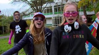 Lipdub Openbaar Lyceum Zeist 2016, Can't stop the feeling