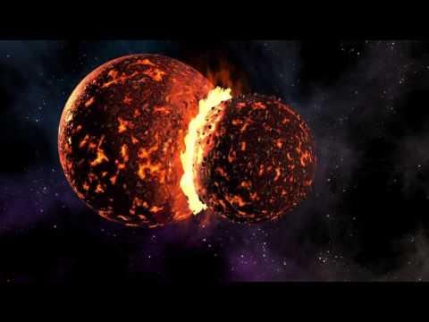 A Hold keletkezése, a Föld-Hold rendszer