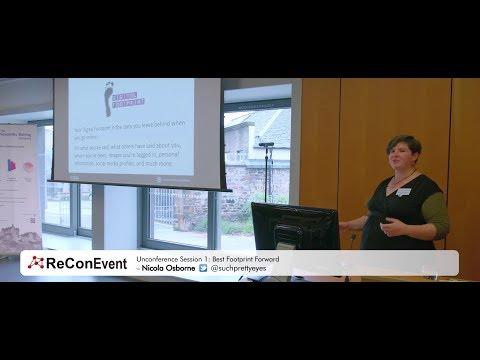 Nicola Osbourne: EDINA, University Of Edinburgh