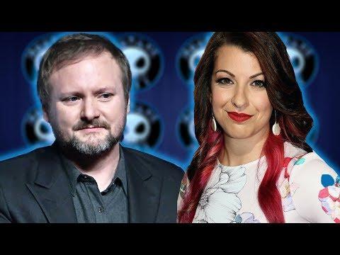 Rian Johnson (woefully) misunderstands GamerGate/Comicsgate