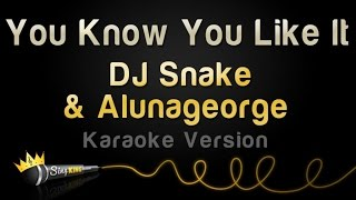 dj snake ft alunageorge you know you like it free mp3 download