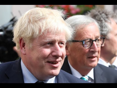 جونسون في لوكسمبورغ ولقاء صعب بانتظاره مع رئيس المفوضية الأوروبية بشأن بريكست …  - نشر قبل 25 دقيقة
