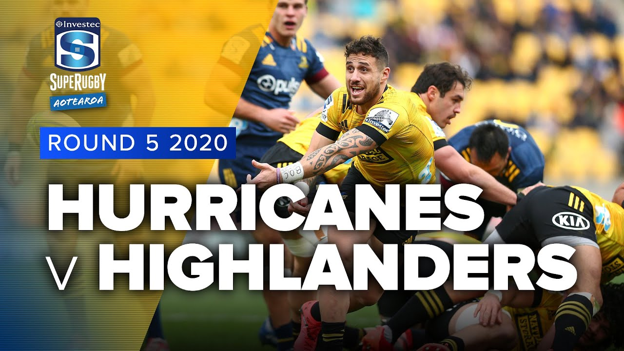 Super Rugby Aotearoa | Hurricanes v Highlanders - Rd 5 Highlights