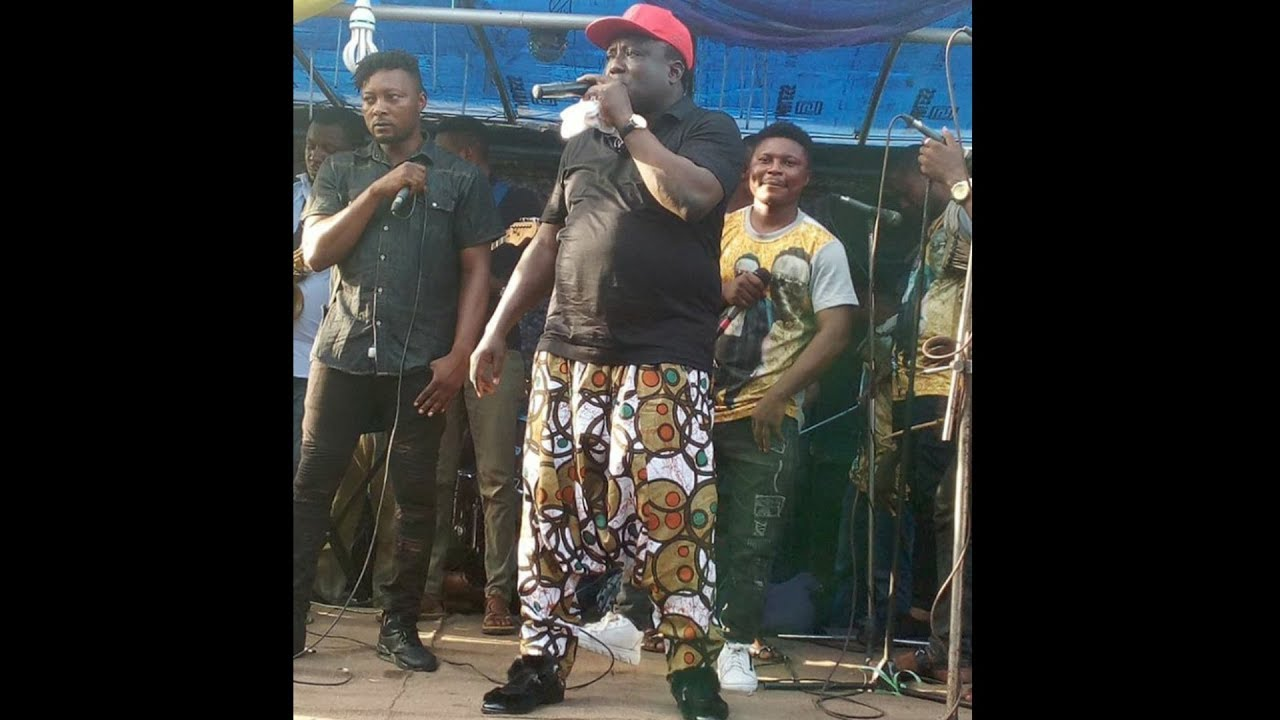 Download KING SAHEED OSUPA,Latest DYNAMISM LIVE STAGE