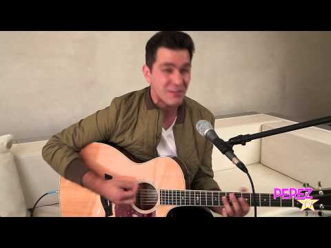 """Andy Grammer - """"Forever"""" (Acoustic Perez Hilton Performance)"""