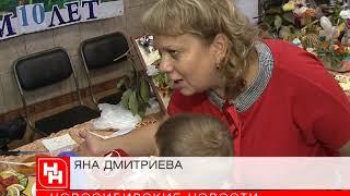 Поделки изяблок, мха икабачков объединили 400 детей на«Роднике добра»