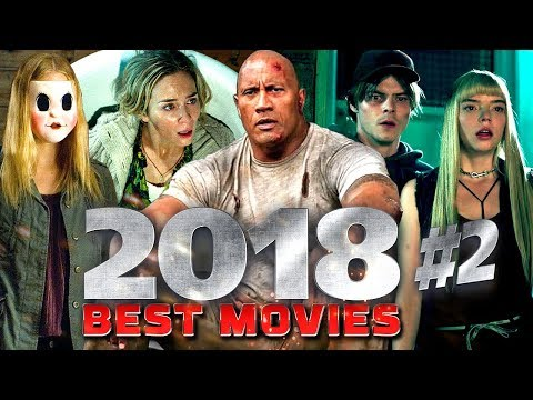 Best Upcoming 2018 Movies You Can't Miss - Trailer Compilation Vol. #2