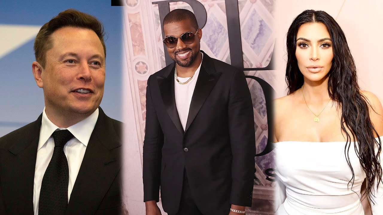 Kanye West's Running for PRESIDENT! Kim Kardashian, Elon Musk and More REACT