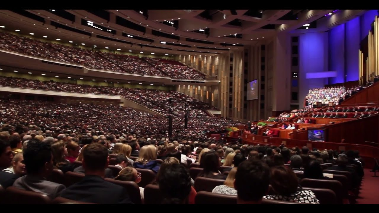 lds conference