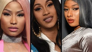 Cardi B Want Smoke With Nicki Minaj and Meg Thee Stallion for Clout