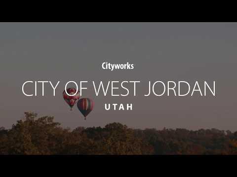 Cityworks: City of West Jordan, Utah