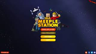 Meeple Station - Gameplay - Tutorial - The Rugged Gamer Does