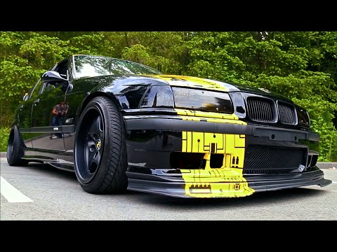 E36 BMW M3 by Miller Performance | The WAR Machine