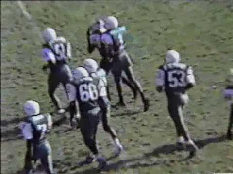 Detroit Northwestern @ Detroit Cass Tech (October 14, 1994)