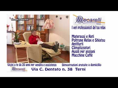 Group Relax Materassi.Mecarelli Group Poltrone Relax E Materassi In Memory