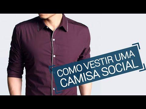 dc26bb2395 Como combinar camisa social com calça jeans - Vibe - Estilo