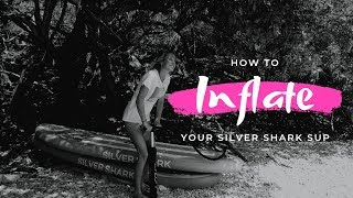 How To Inflate an Inflatable Paddle Board *easy*